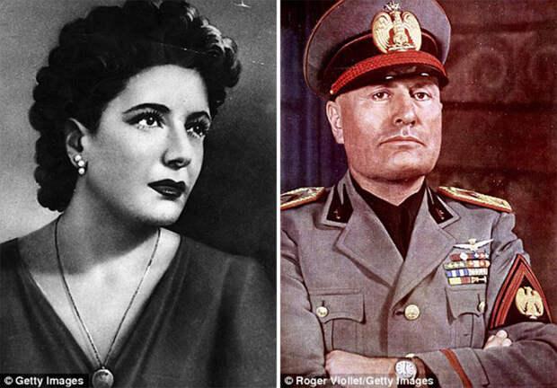 Муссолини был диктатором и в жизни, и в постели и постоянно требовал секса