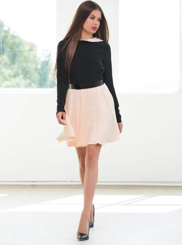 элегантная леди одежда