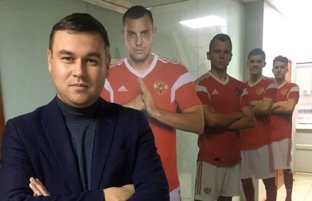 Дмитрий Кайгородов покинет пост директора футбольного клуба «Зенит-Ижевск»
