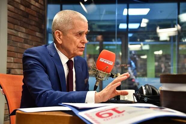 Геннадий Онищенко: Интернет и СМИ нужно серьезно очистить от смакования убийств и насилия
