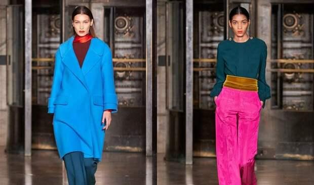 Стилевые приемы дизайнеров в модных осенних коллекциях 2020: учимся у лучших!