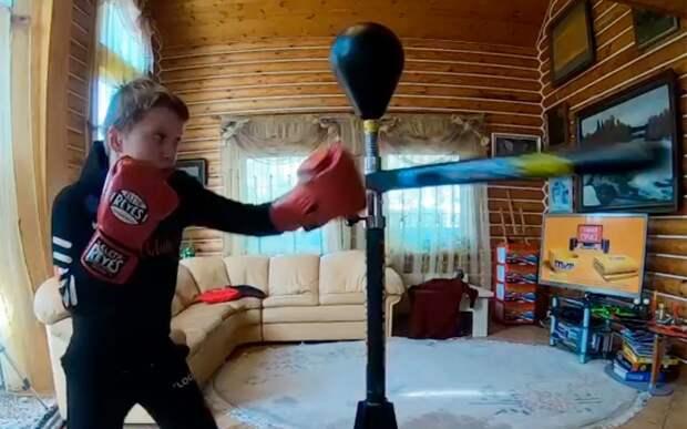 «Будущий Ломаченко». На9-летнего русского боксера изпередачи «Лучше всех» отреагировали вСША