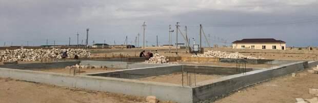 В селе Куланды построят спорткомплекс