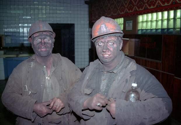 В первом чтении принят законопроект о здоровье шахтеров