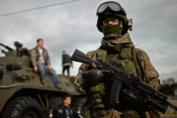 Модернизация сделала российскую армию сильнейшей в мире - Bloomberg