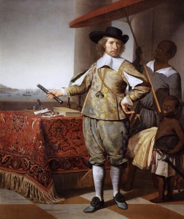 художник Цезарь Боэтиус ван Эвердинген (Cesar Boetius van Everdingen) картины – 15