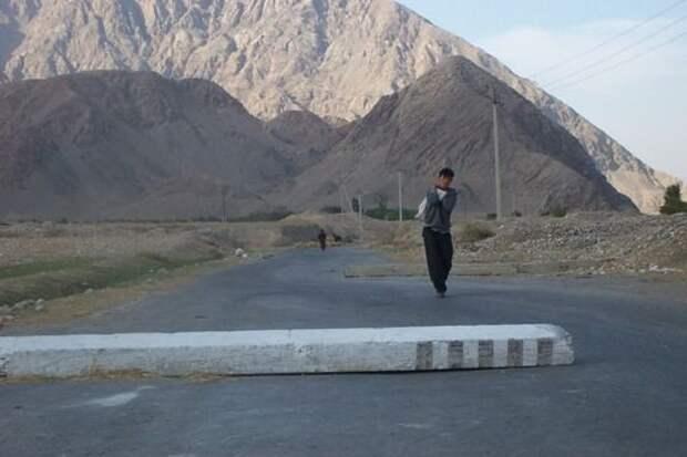 Киргизия усилила охрану границы с Таджикистаном