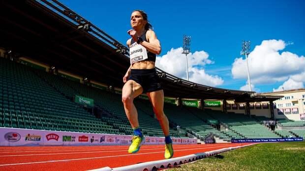 В восьми секундах от Токио: чем закончилась попытка лыжницы Йохауг отобраться на Олимпиаду в беге на 10 000 м