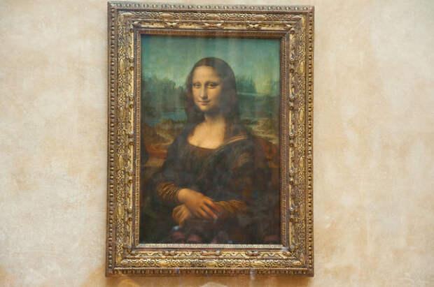 Учёные доказали неискренность улыбки Моны Лизы