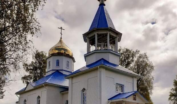 Жительница Карелии, прикованная кпостели, встала, услышав звон колоколов