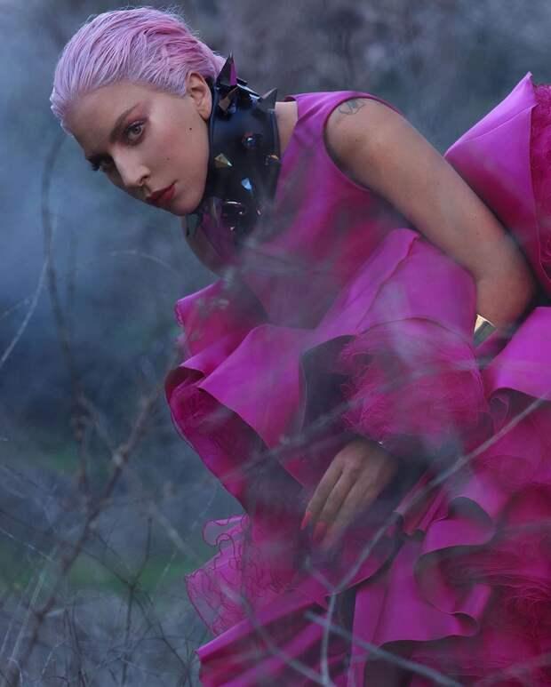 «Я с нетерпением жду, когда стану мамой»: Леди Гага о планах на будущее