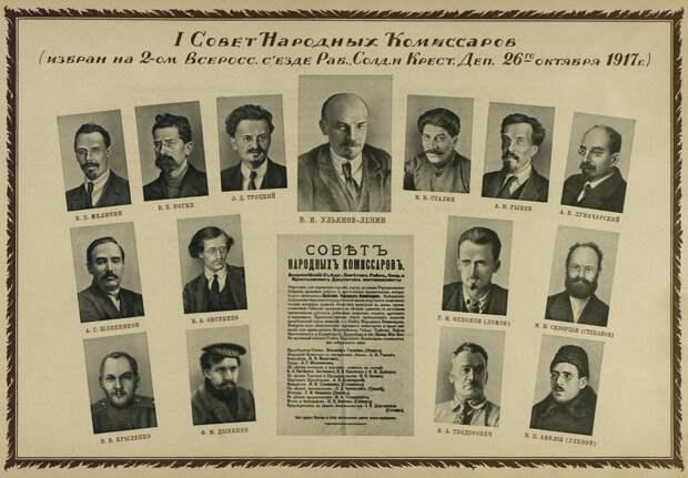 Прозвища (их значения) известных большевиков