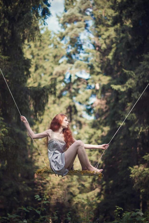 Фотограф Ольга Баранцева. Фотосессии с дикими животными и творческие портреты 2
