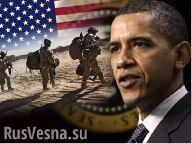 «Взбесившийся принтер» Обамы: почему за 2 недели в США приняли дикое количество антироссийских законопроектов?