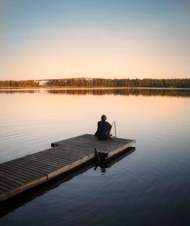 Сказочный сосед: Финляндия на снимках Эсси Траутвейн
