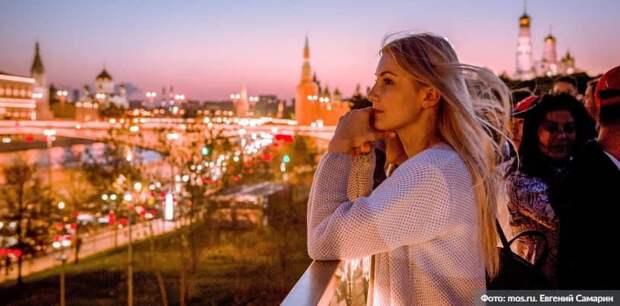 Туристическая индустрия Москвы выдержала удар пандемии – Собянин/Фото: Е. Самарин mos.ru