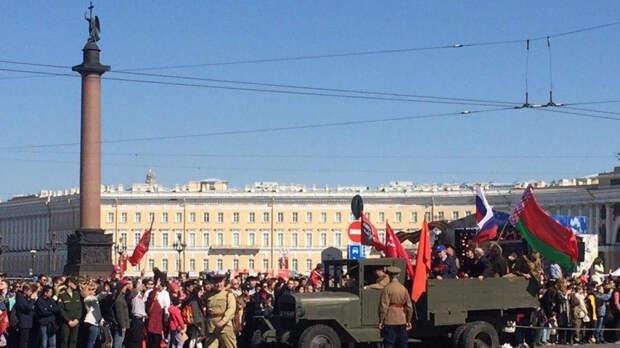 Глава военно-оркестровой службы ЗВО рассказал о подготовке к параду Победы в Петербурге