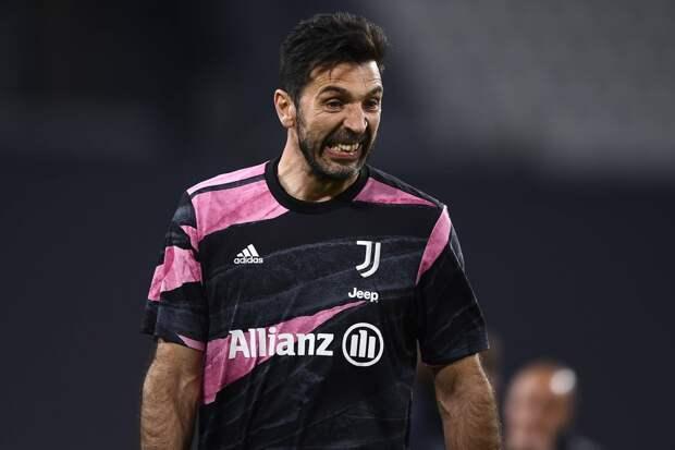 Буффон – в стартовом составе «Ювентуса» на матч с «Сассуоло»