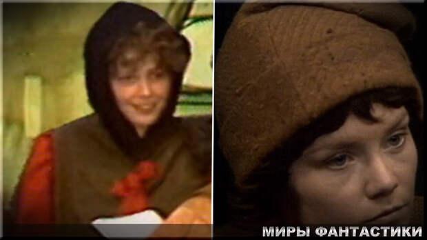 """Как выглядит хоббиты Мэри и Пиппин из """"Властелина Колец"""" в разных экранизациях (7 образов)"""