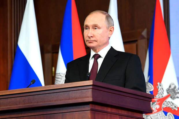 Путин ввел новые выплаты для семей с детьми и беременных