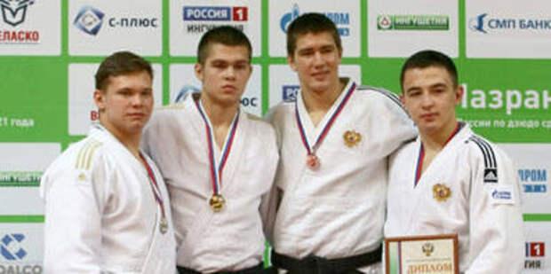 Орловский спортсмен призер первенства России по дзюдо