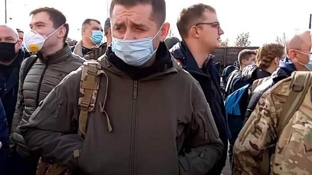 Украинские депутаты интересуются у военнослужащих возможностью отказа от Донбасса