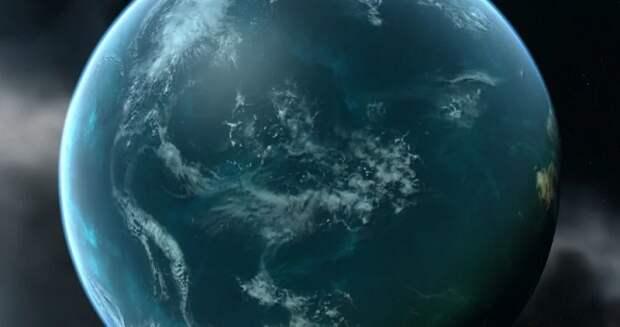Каждая четвертая планета имеет океаны
