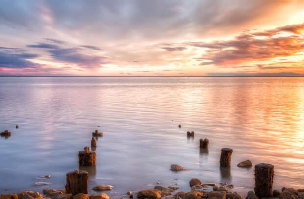 Озеро Эльтон — российское Мертвое море