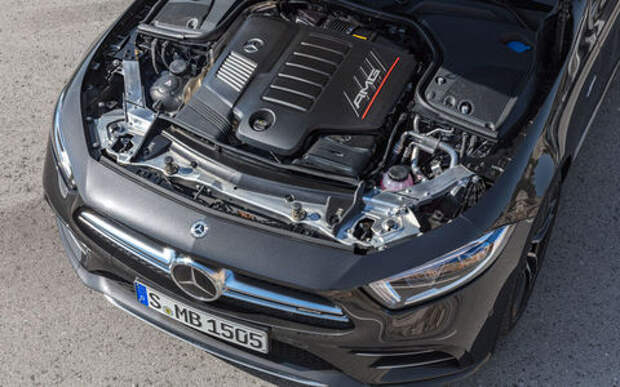 Mercedes-Benz теряет двигатели