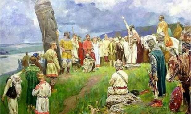Холодный взгляд атеиста: такое странное Крещение Руси…