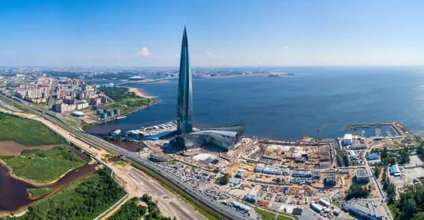 Приличные районы Петербурга