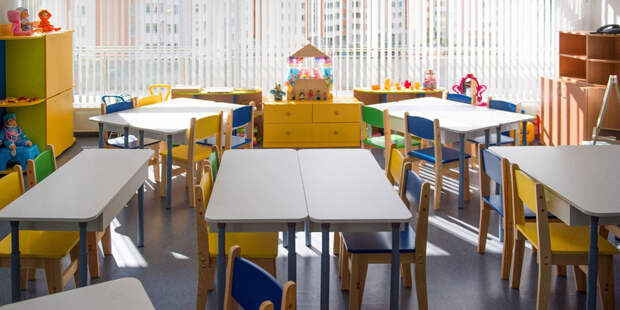 Детсад на 350 мест построили в поселении Внуковском