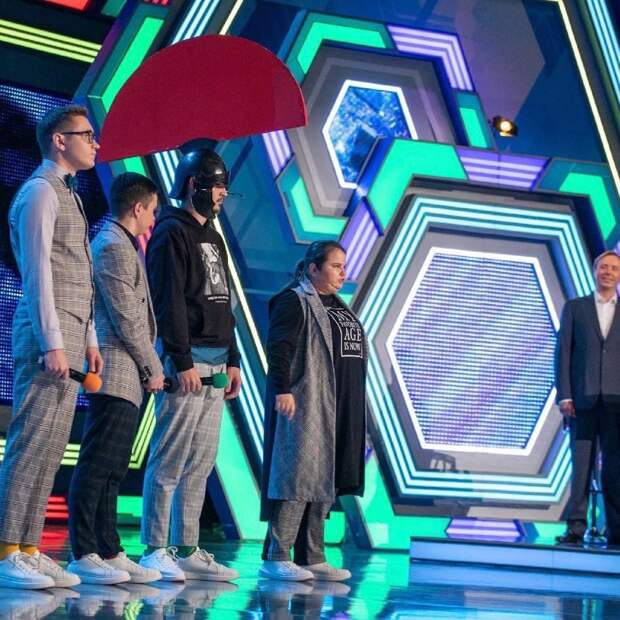 Игра 1/8 финала Высшей лиги КВН, в которой сыграли нижегородские КВНщики, выйдет в эфир 2 мая