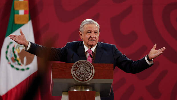 Президент Мексики осудил финансирование оппозиции из США