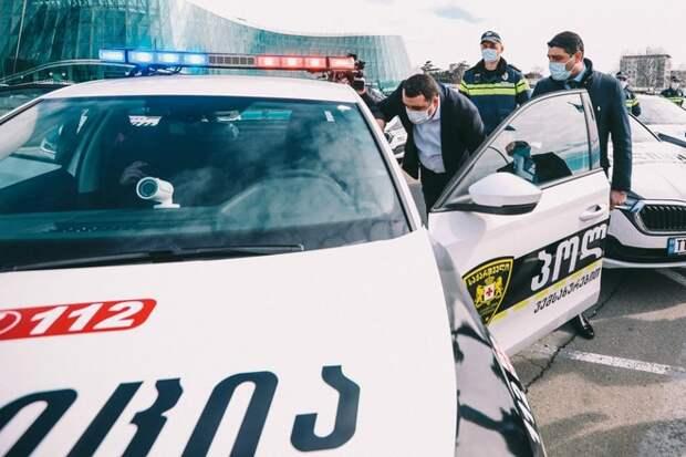 Бандиты ворвались в филиал Банка Грузии в Тбилиси и захватили заложников