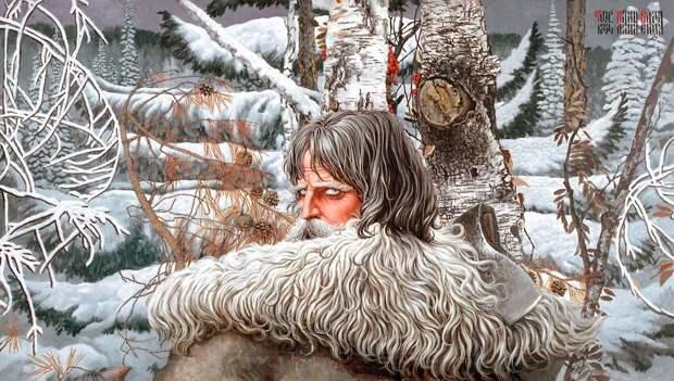 Белокурые сиртя: исчезнувший народ шаманов, живший вСеверной Арктике