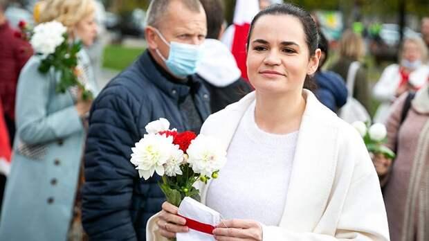 Тихановская выдвинула ультиматум Лукашенко