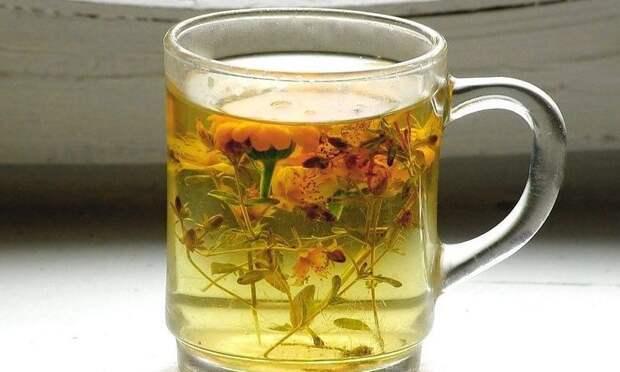 Потрясающе полезный для здоровья чай: очищает кровь и успокаивает нервную систему