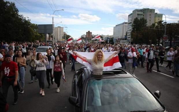 Разведка: Американцы сыграли ключевую роль в белорусском протесте