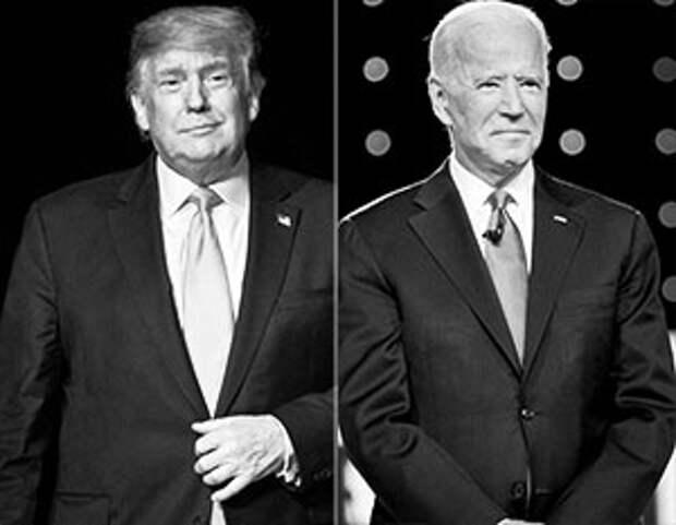 Чтобы победить Трампа, Байдену придется стать Ельциным