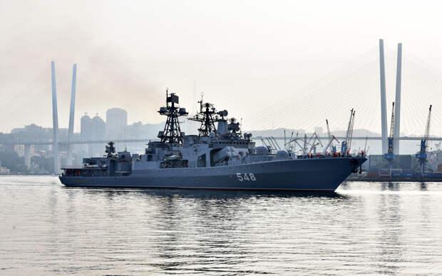 Японские ВВС не смогли запугать российских моряков на учениях у острова Мияко