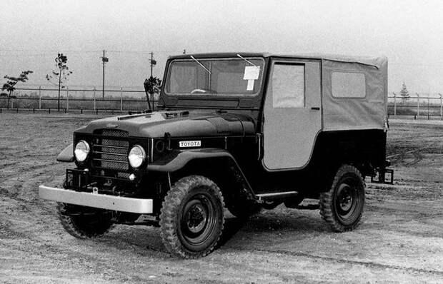 Легенда бездорожья: как Toyota заставила Land Cruiser стать одним из самых крутых внедорожников