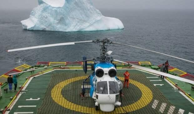 Кинженерно-геофизическим исследованиям приступила «Роснефть» вВосточной Арктике