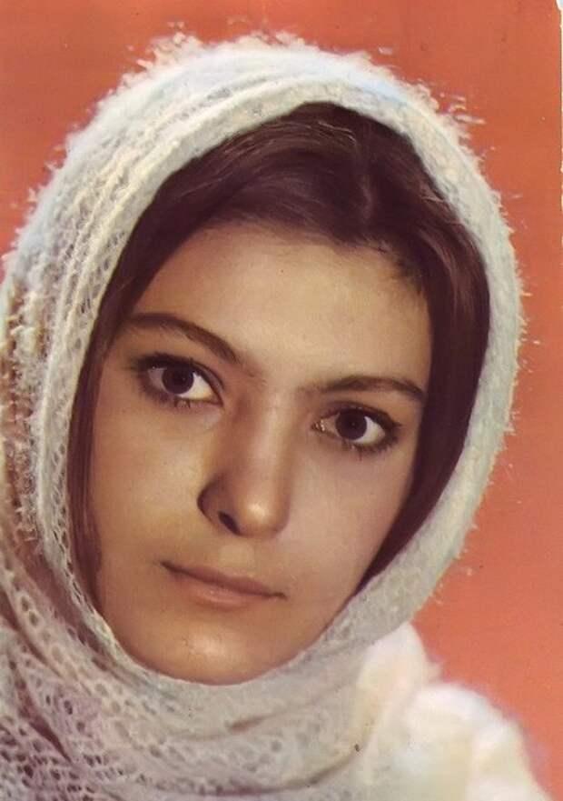 актриса Наталья Бондарчук. фото в молодости