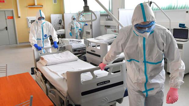 Эксперт объяснила, когда заболеваемость COVID-19 пойдет на спад