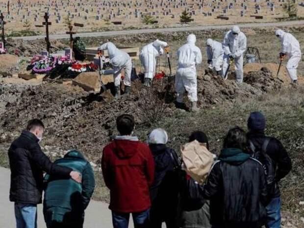 Число умерших от коронавируса в Ростовской области приблизилось к четырем тысячам