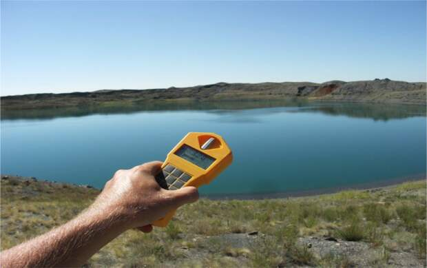 Чаган: самое радиоактивное озеро в мире
