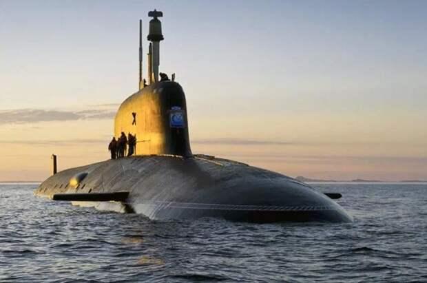 Легендарные советские подлодки выведут из состава российского флота