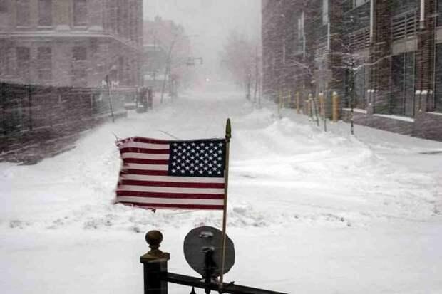 Почему энергетика США оказалась бессильна перед погодой