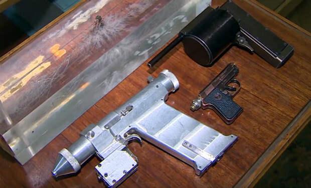 Неизвестное оружие СССР: смотрим экспериментальные разработки